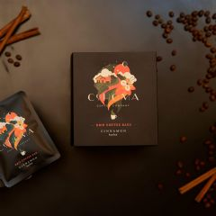 Coffee Bags: Cinnamon Hazelnut