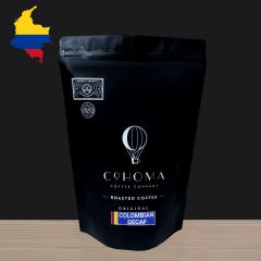 Roasted Coffee: Colombian Supremo Decaffeinated Coffee (1Kg bag)