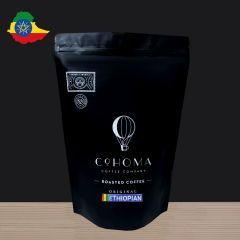 Roasted Coffee: Ethiopian Coffee (1Kg bag)